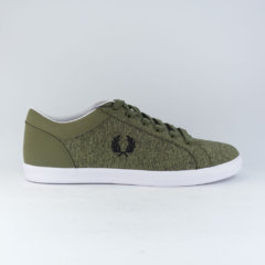 FRED PERRY/B4122/C37 BURNT OLIV - フレッドペリー