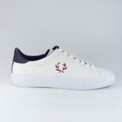 FRED PERRY/F29633/10 WHITE - フレッドペリー