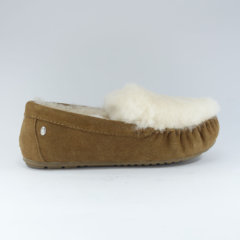 emu/CAIRNS REVERSE FUR/CHESTNUT