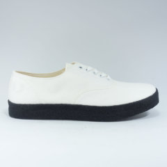 FRED PERRY/CVS CREEPER/F29635/10 WHITE - フレッドペリー